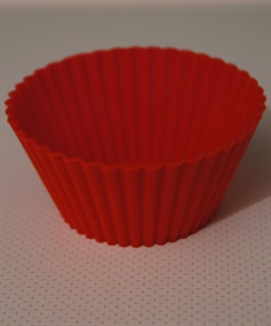 Тарталетка (1шт.) силиконовая форма - фото 5128