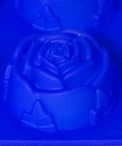 Розочки (1 шт.) силиконовая форма - фото 5197