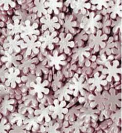 Посыпки Снежинки сиреневые 10г - фото 6314