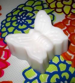 Мыльная основа белая Crystal Goast Milk(с козьим молоком) (Англия) 1кг - фото 6681