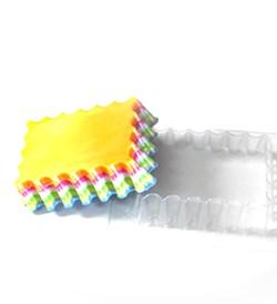 Волнушка форма пластиковая - фото 7223