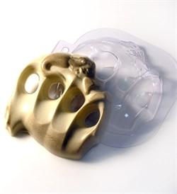 Кастет брутал форма пластиковая - фото 7389