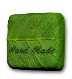 Квадрат Лист Hand Made форма пластиковая - фото 7492