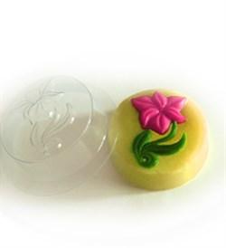 Аленький цветочек форма пластиковая - фото 7592