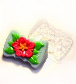 Цветочная фантазия форма пластиковая - фото 7594