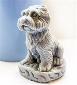 Маленький пёс 3D силиконовая форма - фото 8437