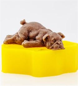 Собака2 3D силиконовая форма - фото 8440