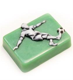 Футболист форма пластиковая - фото 8533