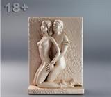 Камасутра Поза №7 2D силиконовая форма