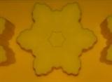Снежинки2 (1 шт.) силиконовая форма
