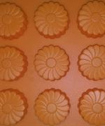 Ромашки mini D 40мм (3 шт.) силиконовая форма