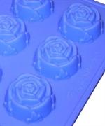Розочки mini D 40мм (3 шт.) силиконовая форма
