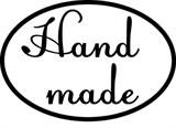 Hand made Штамп