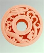 Дракон3 2D силиконовая форма