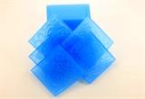 Набор текстурных вкладышей Квадрат (5шт.) 6*6см