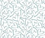 Сердечки текстурный лист 100*150мм