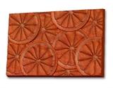 Апельсин текстурный лист 145*100*10мм пластик
