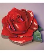 Бутон розы 2D силиконовая форма