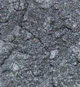 Чёрное серебро 100г Перламутровый пигмент