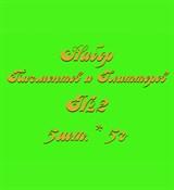 Набор Пигментов и Глиттеров №2 (5г*5шт.) (Яркий голубой, Глиттер Золото, Глиттер Серебро, Кислотно-розовый барби, Красное вино)