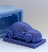 Машина 3D силиконовая форма