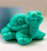 Маленькая черепашка 3D силиконовая форма