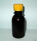 Флакон ПЭТ коричневый 100мл (200шт.)