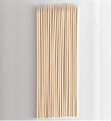 Палочки Бамбук 20см*3мм (100шт.)