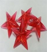 Декор Звезда(пластик)  10г