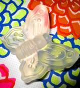 Мыльная основа прозрачная  Crystal SLS free (Англия) 500г