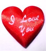"""Сердечко """"I Love you"""""""