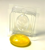 Солнышко 3D (стор. А) форма пластиковая
