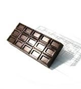 Шоколадка большая форма пластиковая