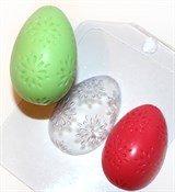 Яйцо Цветочный орнамент форма пластиковая