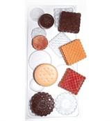Печенье ассорти форма пластиковая