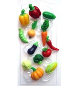 Овощное ассорти форма пластиковая