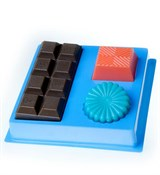 Шоколад набор форма пластиковая