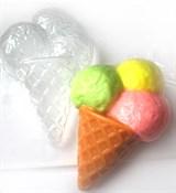Мороженое форма пластиковая