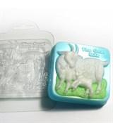 Козье молоко форма пластиковая