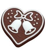 Пряник (Сердечко) форма пластиковая
