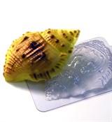 Морская ракушка большая форма пластиковая