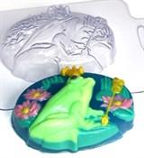 Царевна лягушка форма пластиковая