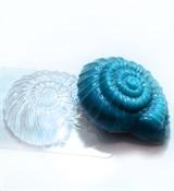 Ракушка2 форма пластиковая