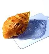 Морская ракушка малая форма пластиковая