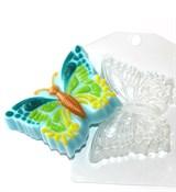 Бабочка форма пластиковая