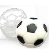 Футбольный мяч  форма пластиковая