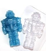 Робот форма пластиковая