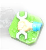 Механик  форма пластиковая