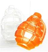 Граната форма пластиковая