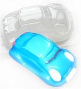 Автомобиль форма пластиковая